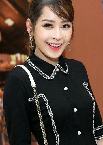 Chi Pu - Gil Le mac ca tinh den mung Luong Manh Hai-Hinh-6