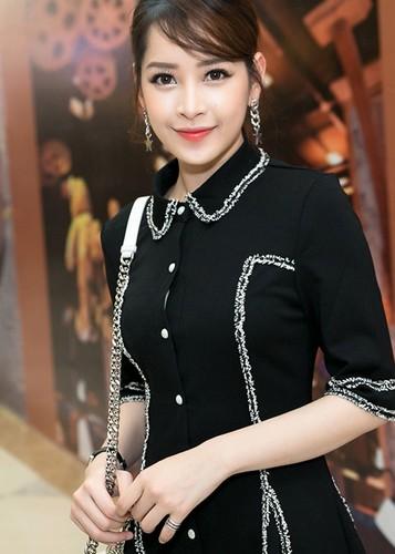 Chi Pu - Gil Le mac ca tinh den mung Luong Manh Hai-Hinh-7