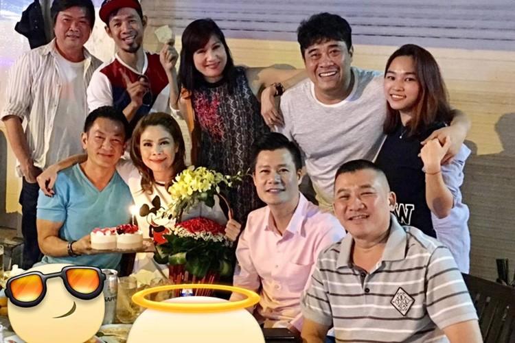 """Anh tinh tu cua """"Bup be"""" Thanh Thao va ban trai moi-Hinh-5"""