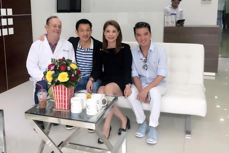 """Anh tinh tu cua """"Bup be"""" Thanh Thao va ban trai moi-Hinh-9"""