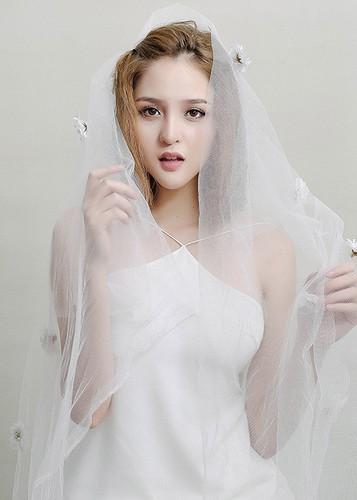Ngam nhan sac A hau Hoang Anh truoc dam cuoi-Hinh-4