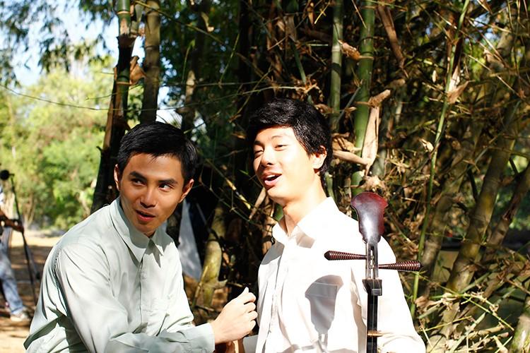 Hoc tro Ngo Thanh Van vuong tinh tay ba trong phim moi-Hinh-9