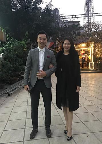 MC Thanh Trung mung sinh nhat vo moi cuoi giua on ao-Hinh-10