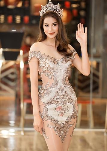Pham Huong, Le Hang, Nam Em do sac tai su kien-Hinh-2