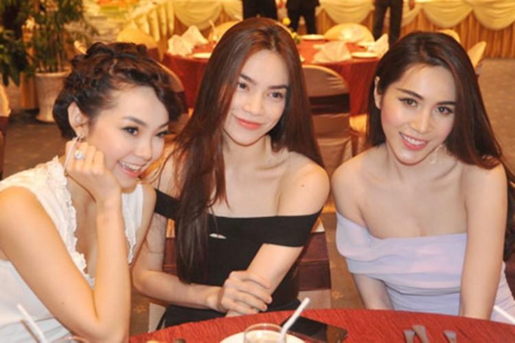 Hinh anh thuo con than cua Ho Ngoc Ha - Minh Hang-Hinh-11