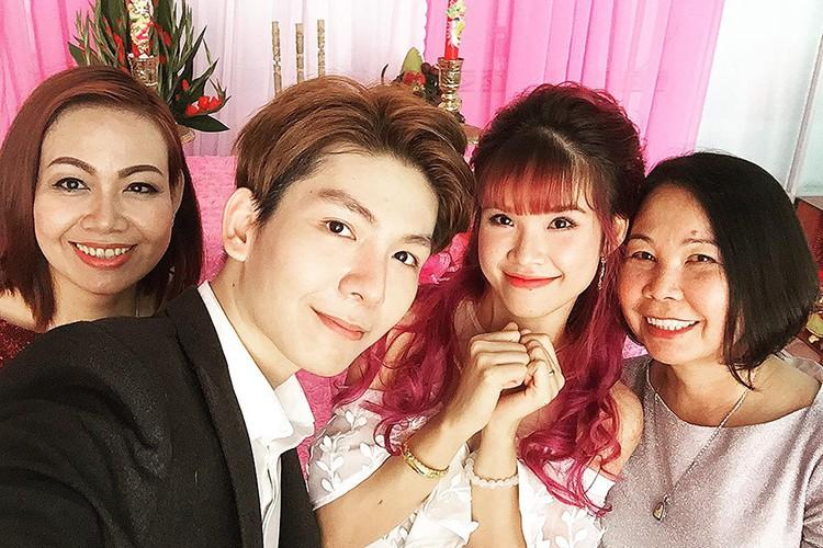 """Tinh duyen cua hai """"gai ngoan"""" bang tuoi: Khoi My - Nha Phuong-Hinh-4"""