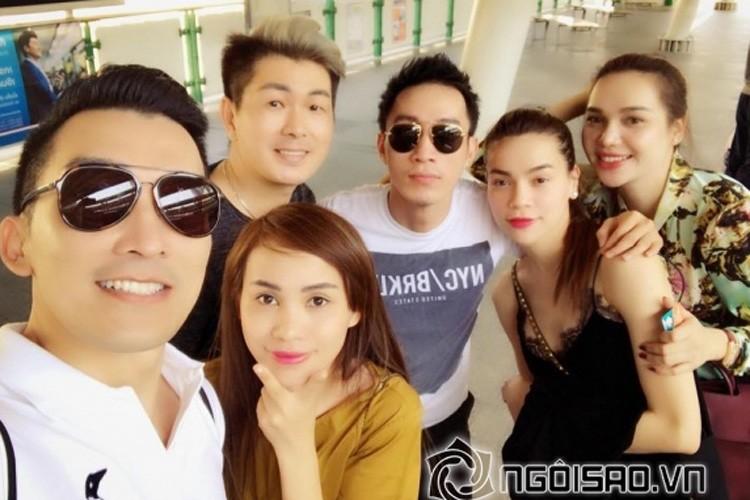 Chan dung chi dau luon bao ve Ho Ngoc Ha truoc scandal