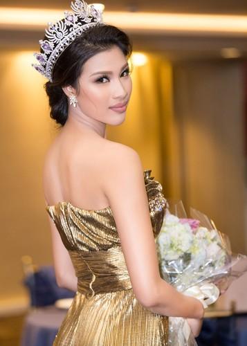 Danh hieu a hau co giup Nguyen Thi Thanh doi doi?