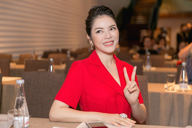 Ly Nha Ky chi 1 trieu euro quang ba hinh anh VN tai Cannes-Hinh-8