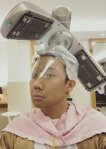"MC Tran Thanh ra sao sau lum xum bi ""cam song""?-Hinh-9"