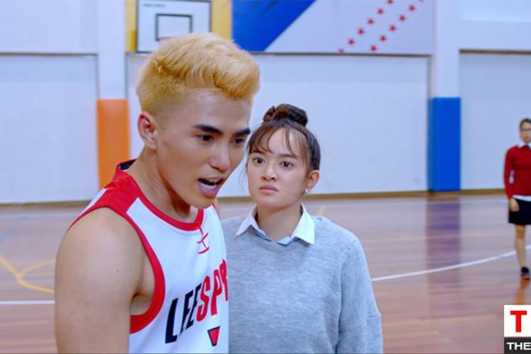 "Anh mat ngot cua cap doi ""Em chua 18"" Kaity Nguyen - Will"