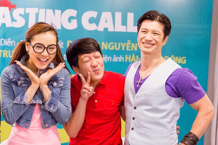 Sap cuoi Nha Phuong, Truong Giang van ban ron casting phim-Hinh-12