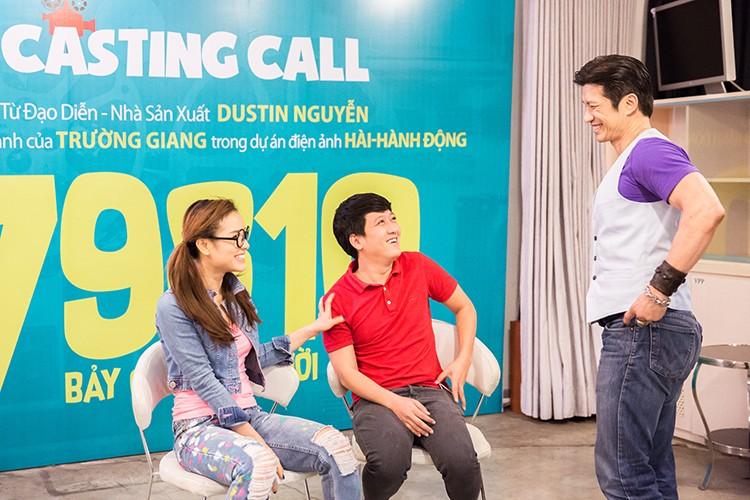 Sap cuoi Nha Phuong, Truong Giang van ban ron casting phim-Hinh-4