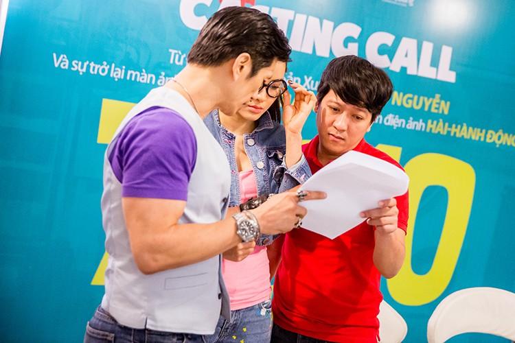 Sap cuoi Nha Phuong, Truong Giang van ban ron casting phim-Hinh-7