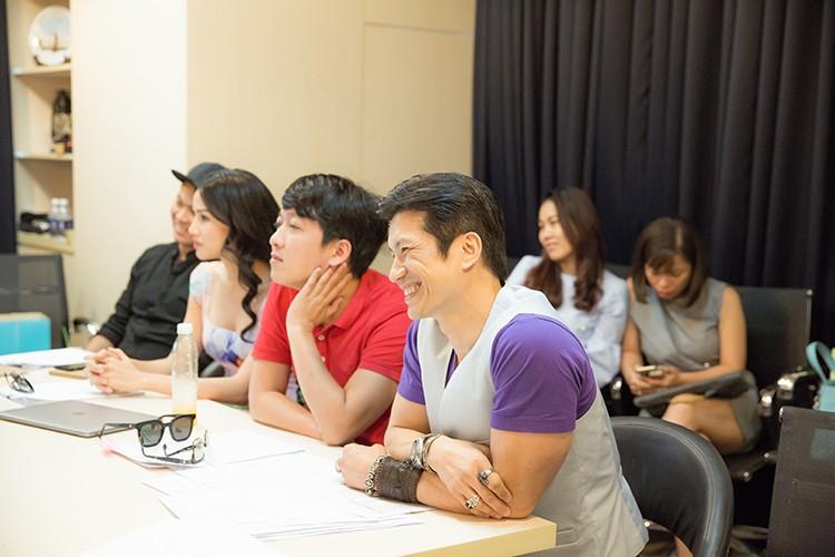 Sap cuoi Nha Phuong, Truong Giang van ban ron casting phim