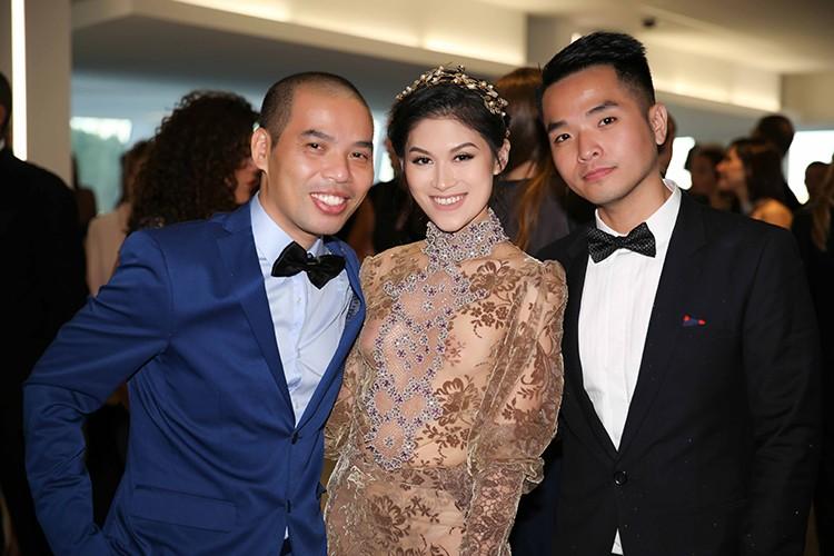 Ngoc Thanh Tam dien vay gan 1 ty tren tham do Cannes 2017-Hinh-9