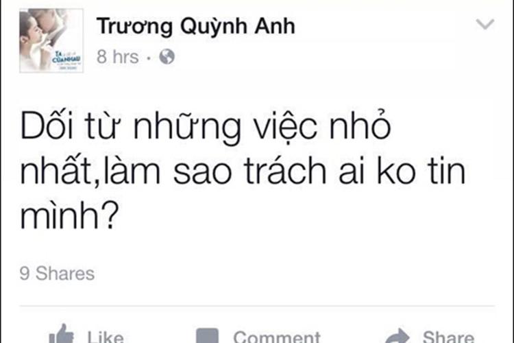 Phan ung la cua Truong Quynh Anh - Tim giua tin don ly hon-Hinh-8