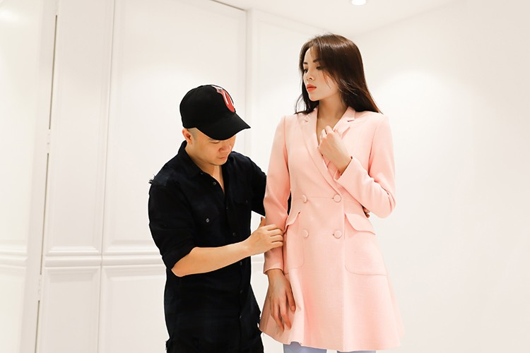 HH Ky Duyen hao hung chon vay ao du show thoi trang-Hinh-8