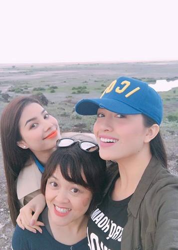 Pham Huong, Le Hang thich thu chup anh cung loai voi-Hinh-8