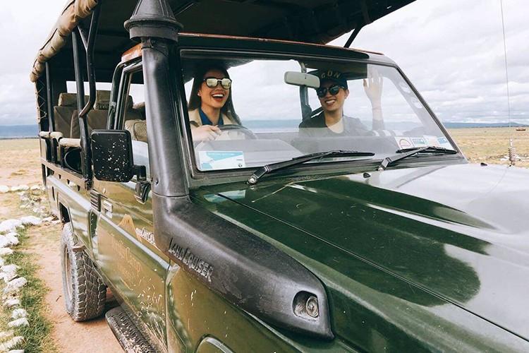 Pham Huong, Le Hang thich thu chup anh cung loai voi-Hinh-9