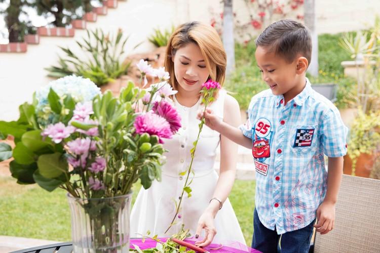Cuoc song binh yen, hanh phuc cua Thanh Thao o My-Hinh-2