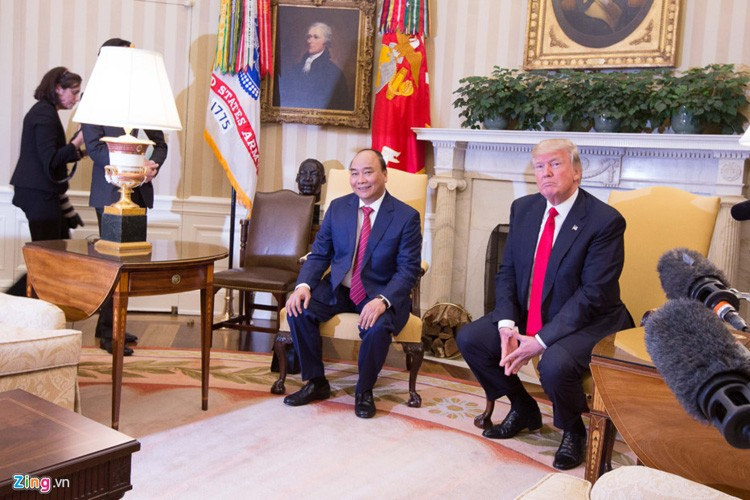 Anh: Tong thong Donald Trump mong doi chuyen tham Viet Nam thang 11-Hinh-3