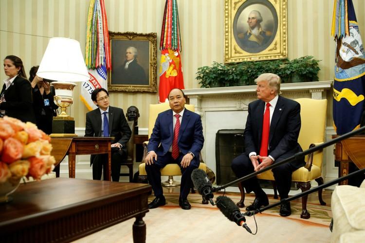 Anh: Tong thong Donald Trump mong doi chuyen tham Viet Nam thang 11-Hinh-4