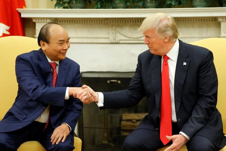 Anh: Tong thong Donald Trump mong doi chuyen tham Viet Nam thang 11-Hinh-5