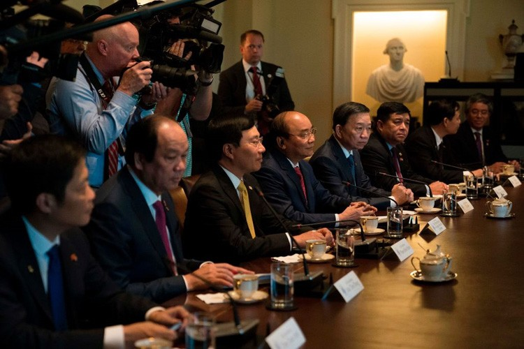 Anh: Tong thong Donald Trump mong doi chuyen tham Viet Nam thang 11-Hinh-7