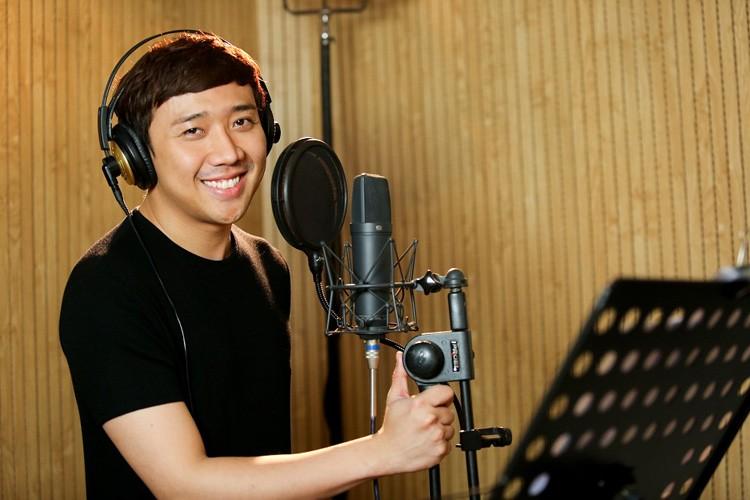 Tim - Truong Quynh Anh tinh tu di thu am MV ca nhac-Hinh-6