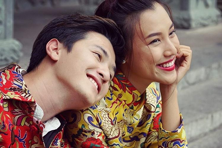 Nhin lai chuyen tinh dep nhu mo cua Hoang Oanh - Huynh Anh-Hinh-10