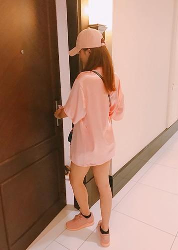 """Anh moi nhat cua Huong Giang Idol hau scandal """"va mieng""""-Hinh-2"""