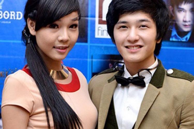 Nhin lai 2 cuoc tinh gay tiec nuoi cua hot boy Huynh Anh