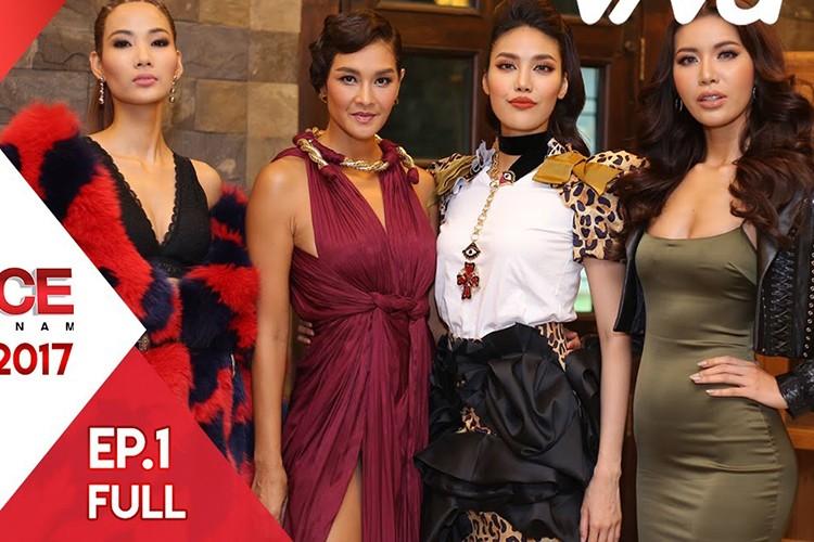 Chan dung HLV Thai lan at dan HLV The Face Viet