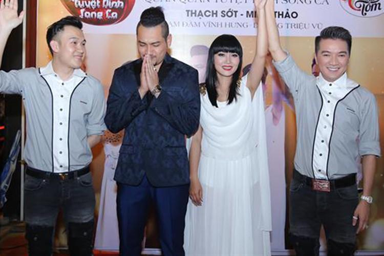 3 lan giup tro dang quang, Dam Vinh Hung xung danh bac thay-Hinh-7