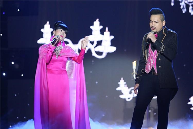 3 lan giup tro dang quang, Dam Vinh Hung xung danh bac thay-Hinh-8
