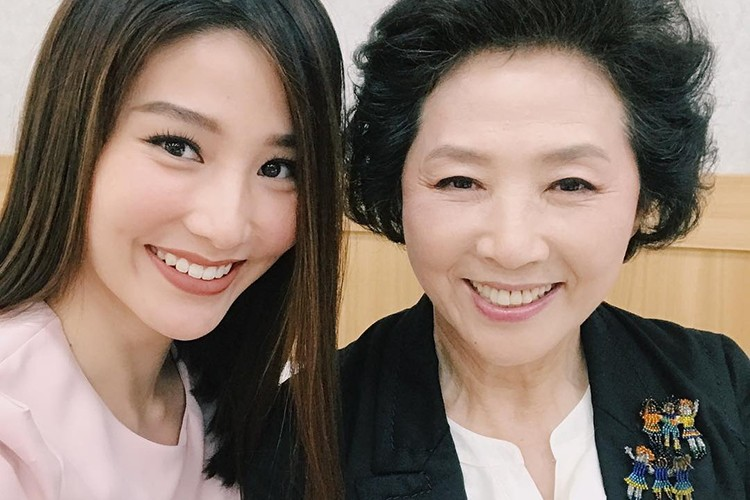 Hot Face sao Viet 24h: Elly Tran khoe toc ngan tre trung-Hinh-2