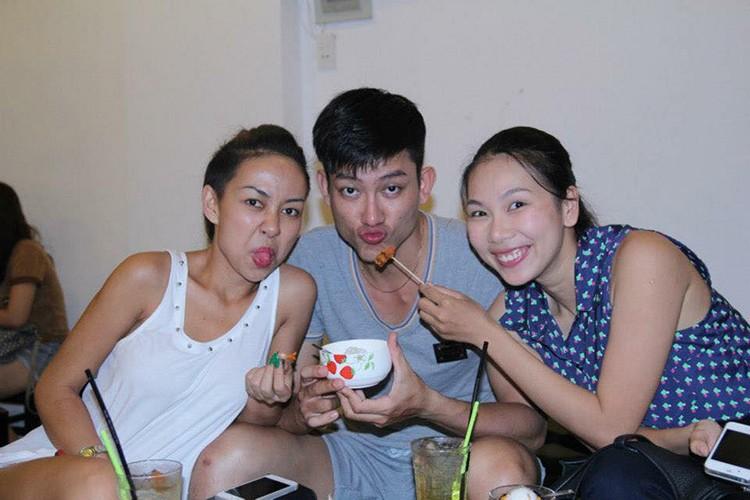 Hot Face sao Viet 24h: Elly Tran khoe toc ngan tre trung-Hinh-6