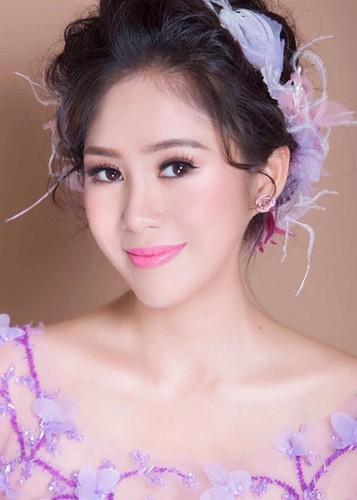 Hot Face sao Viet 24h: Elly Tran khoe toc ngan tre trung-Hinh-7