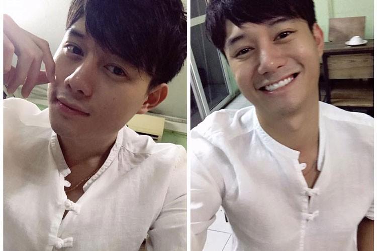 Hot Face sao Viet 24h: Ngoc Trinh khoe anh cuoi chup cung Khac Tiep-Hinh-6
