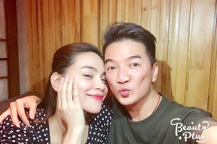Dam Vinh Hung - Ho Ngoc Ha than thiet dap tan tin don bat hoa