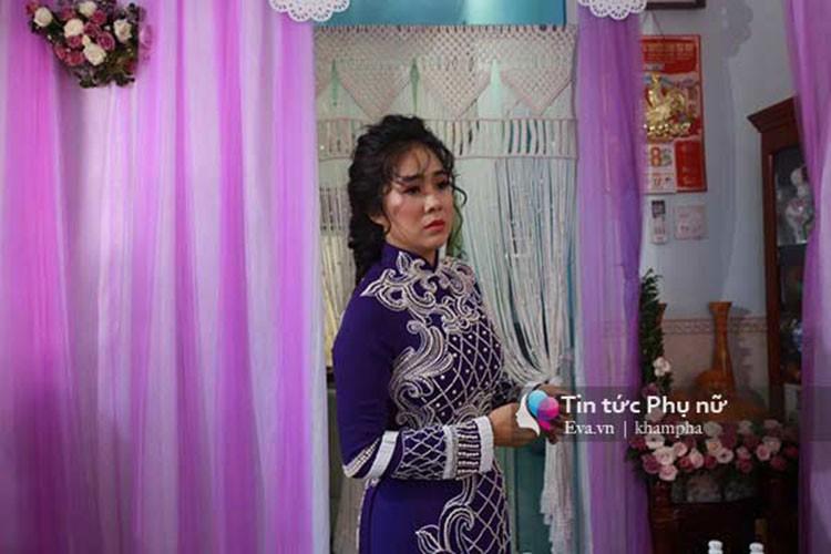 Le Phuong hanh phuc roi nuoc mat trong le cuoi lan 2-Hinh-10