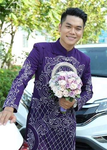 Le Phuong hanh phuc roi nuoc mat trong le cuoi lan 2-Hinh-12