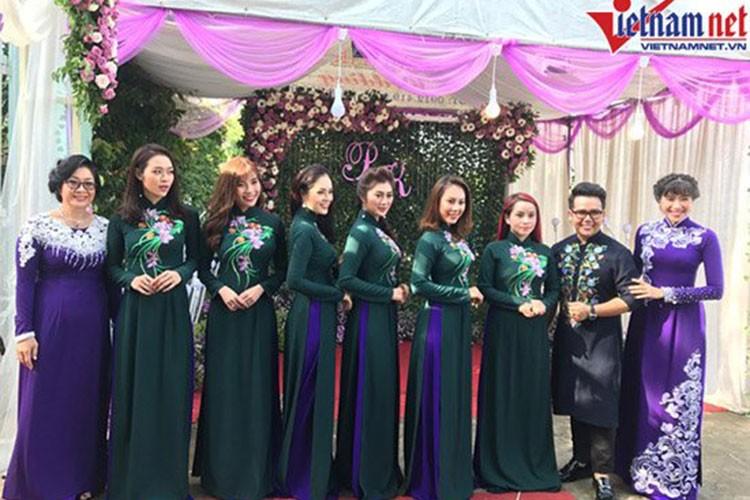 Le Phuong hanh phuc roi nuoc mat trong le cuoi lan 2-Hinh-8