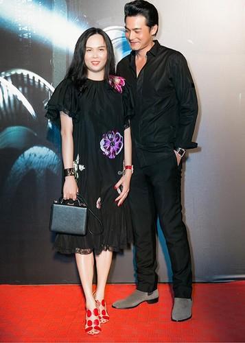 Hot Face sao Viet 24h: Ha Ho - Kim Ly cung check in o Thuy Dien-Hinh-5
