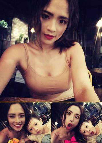Hot Face sao Viet 24h: Trang Nhung bat mi dang mang bau lan 2-Hinh-10