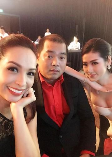 Hot Face sao Viet 24h: Trang Nhung bat mi dang mang bau lan 2-Hinh-7