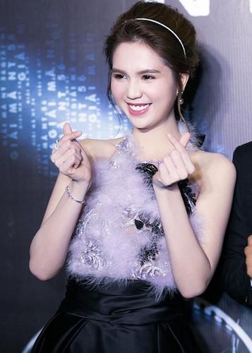 Ngoc Trinh co tinh moi, ty phu Hoang Kieu gio ra sao?