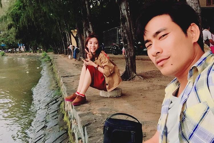 Hot Face sao Viet 24h: Tang Thanh Ha khoe anh rang ngoi ben chong-Hinh-12