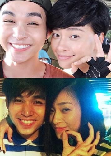 Hot Face sao Viet 24h: Vo Hoang Anh khoe bung bau vuot mat-Hinh-3